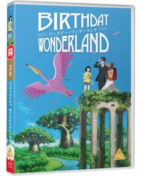 Birthday Wonderland DVD UK