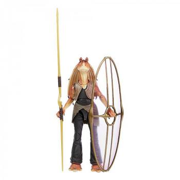 Star Wars Episode I Black Series Deluxe Action Figure - 2021 Jar Jar Binks