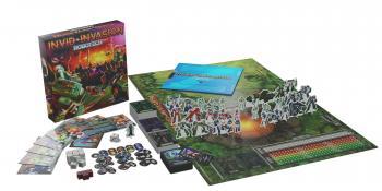 Invid Invasion A Robotech Card Game