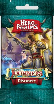 Hero Realms Deck Building Game - Journeys Discovery Pack