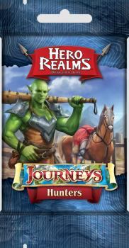 Hero Realms Deck Building Game - Journeys Hunters Pack