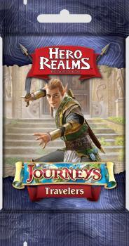 Hero Realms Deck Building Game - Journeys Travelers Pack
