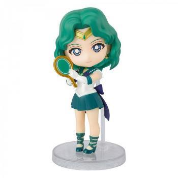 Sailor Moon Eternal Figuarts Mini Action Figure - Super Sailor Neptune (Eternal Edition)