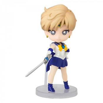 Sailor Moon Eternal Figuarts Mini Action Figure - Super Sailor Uranus (Eternal Edition)