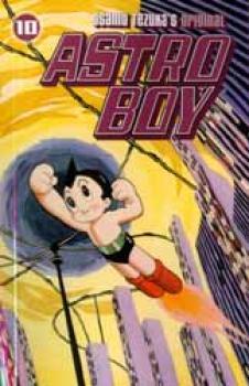 Astro boy vol 10 TP