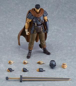 Berserk Movie Action Figure - Figma Guts Band of the Hawk Ver. Repaint Edition