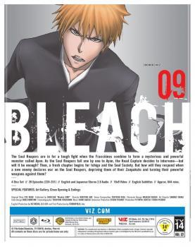 Bleach Set 09 Blu-ray