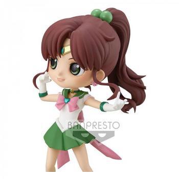 Sailor Moon Eternal the Movie Q Posket Mini Figure - Super Sailor Jupiter Ver. A