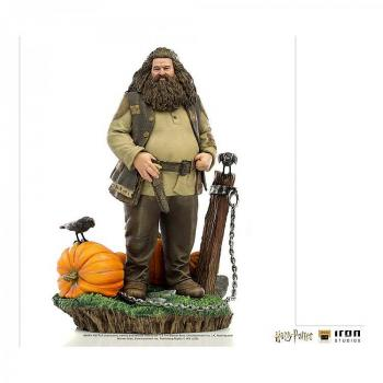 Harry Potter Deluxe Art Scale Statue - Hagrid 1/10