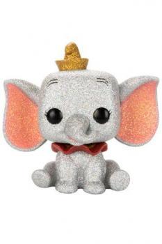 Disney Pop Vinyl Figure - Diamond Glitter Dumbo (Exclusive)