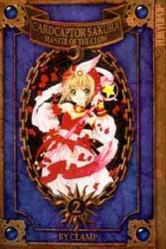 Cardcaptor Sakura Master of the Clow vol 02 GN