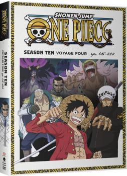 One Piece Season 10 Part 04 DVD