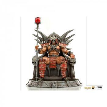Mortal Kombat Deluxe BDS Art Scale Statue - Shao Khan 1/10