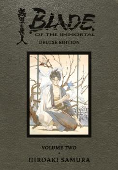 Blade of the Immortal Deluxe Edition vol 02 Manga GN HC