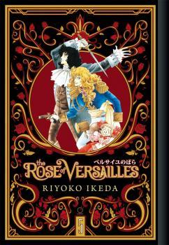 The Rose of Versailles vol 05 GN Manga HC