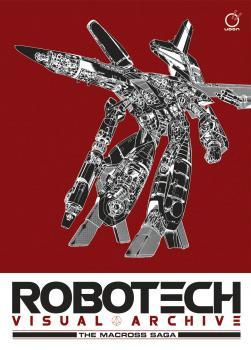 Robotech Visual Archive Macross Saga HC 2nd Edition