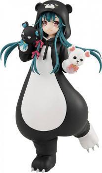 Kuma Kuma Kuma Bear Pop Up Parade PVC Figure - Yuna