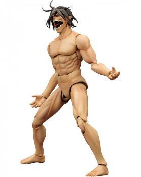 Attack on Titan Plastic Model Kit - Eren Yeager