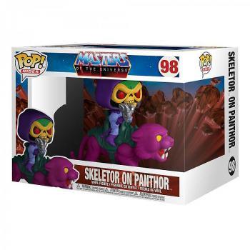 Masters of the Universe Pop Rides Vinyl Figure - Skeletor on Panthor