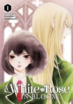 White rose in bloom vol 01 GN Manga