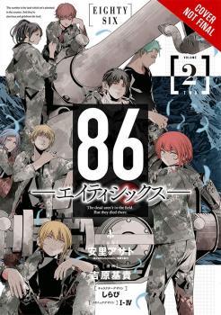 86 EIGHTY-SIX vol 02 GN Manga