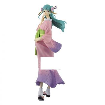 One Piece Glitter & Glamours PVC Figure - Kozuki Hiyori Ver. A