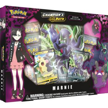 Pokemon TCG Champion's path Special Collection Marnie