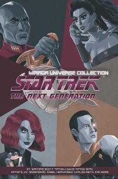 STAR TREK TNG: MIRROR UNIVERSE COLLECTION (TRADE PAPERBACK)