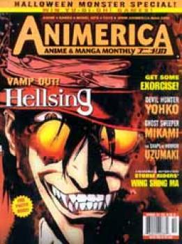 Animerica vol 10: 10 October 2002