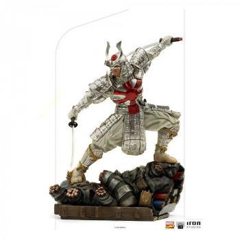 Marvel Comics BDS Art Scale Statue - Silver Samurai 1/10