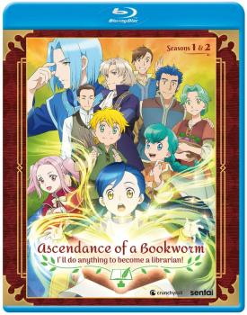 Ascendance of a Bookworm Blu-ray