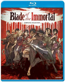 Blade of the Immortal Blu-ray