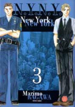 New York New York tome 3