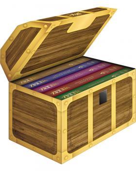 Zelda Legendary Edition GN Manga Box Set