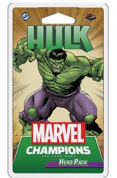 Marvel Champions Living Card Game - 09 Hulk Hero Pack