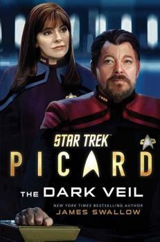 Star Trek Picard: Dark Veil Novel (Hardcover)