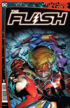 FUTURE STATE THE FLASH #1 (OF 2) CVR A BRANDON PETERSON