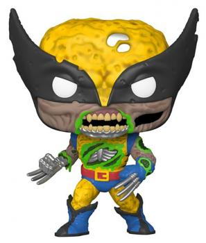 Marvel Zombies Pop Vinyl Figure - Wolverine (GITD) (Special Edition)