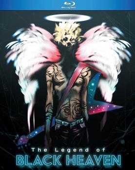 The Legend of Black Heaven Blu-ray