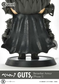Berserk Cutie1 PVC Figure - Guts Berserker Armor Phase I