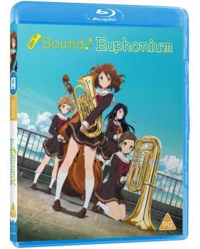 Sound Euphonium! Complete Series Blu-Ray UK