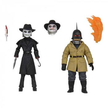 Puppet Master Ultimate Action Figure - 2-Pack Blade & Torch