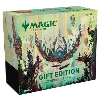 Magic the Gathering TCG Zendikar Rising Gift Bundle