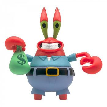 Spongebob Squarepants ReAction Action Figure - Mr. Krabs