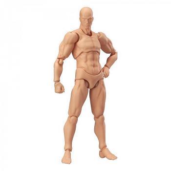 Original Character Archetype Action Figure - Figma Next: He - Flesh Color Ver.