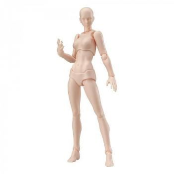 Original Character Archetype Action Figure - Figma Next: She - Flesh Color Ver.