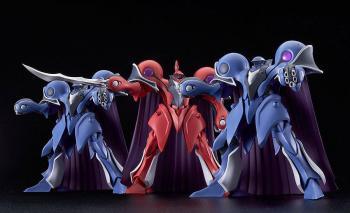 The Vision of Escaflowne Moderoid Plastic Model - Kit Alseides