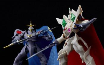 The Vision of Escaflowne Moderoid Plastic Model Kit - Scherazade