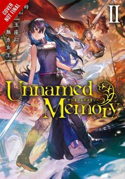 Unnamed Memory vol 02 Light Novel