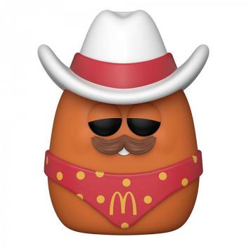 Ad Icons: McDonald's Pop Vinyl Figure - Cowboy Nugget